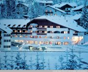 Das Hotel St. Peter im Winter